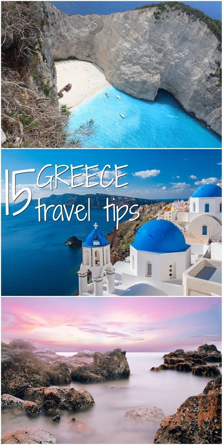 15 Greece Travel Tips You Should Know Before You Go | Greece Travel for Traveling To Greece What You Should Know