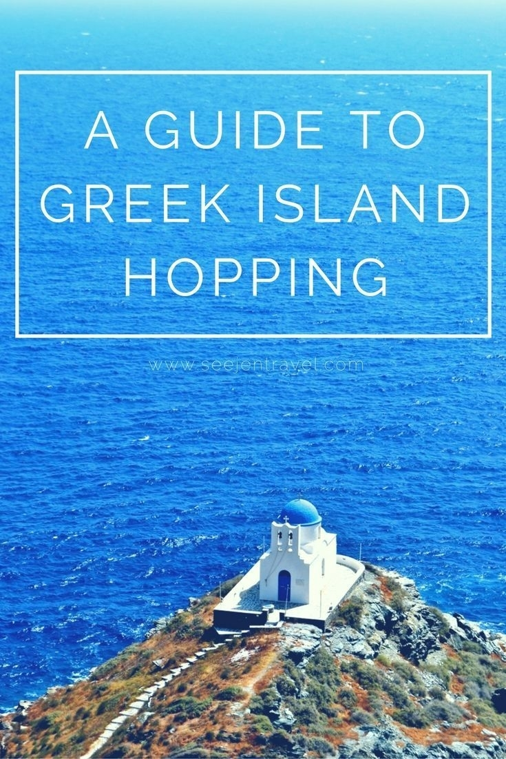A Guide To Greek Island Hopping | Pinterest | Create, Books And in Travel To Greece Book