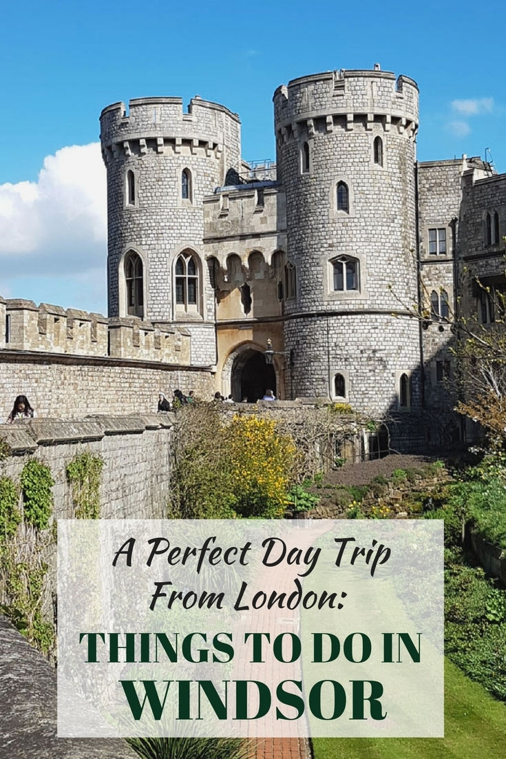 A Perfect Day Trip From London: Things To Do In Windsor | Savored throughout Traveling To Windsor From London