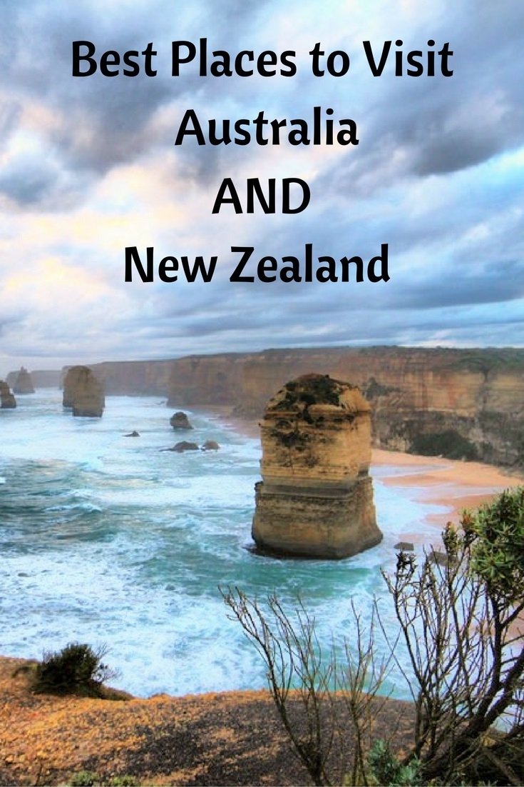 Best Places To Visit In Australia And New Zealand for Travel To New Zealand Or Australia