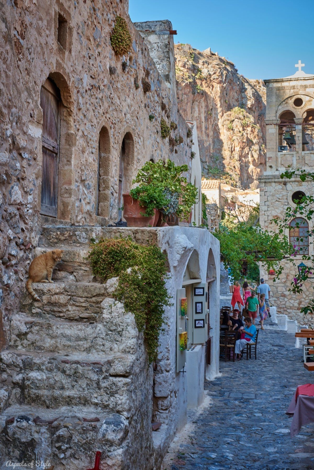 Exploring The Castle Town Of Monemvasia | Η Χώρα Των Θεών within Travel From Athens To Monemvasia