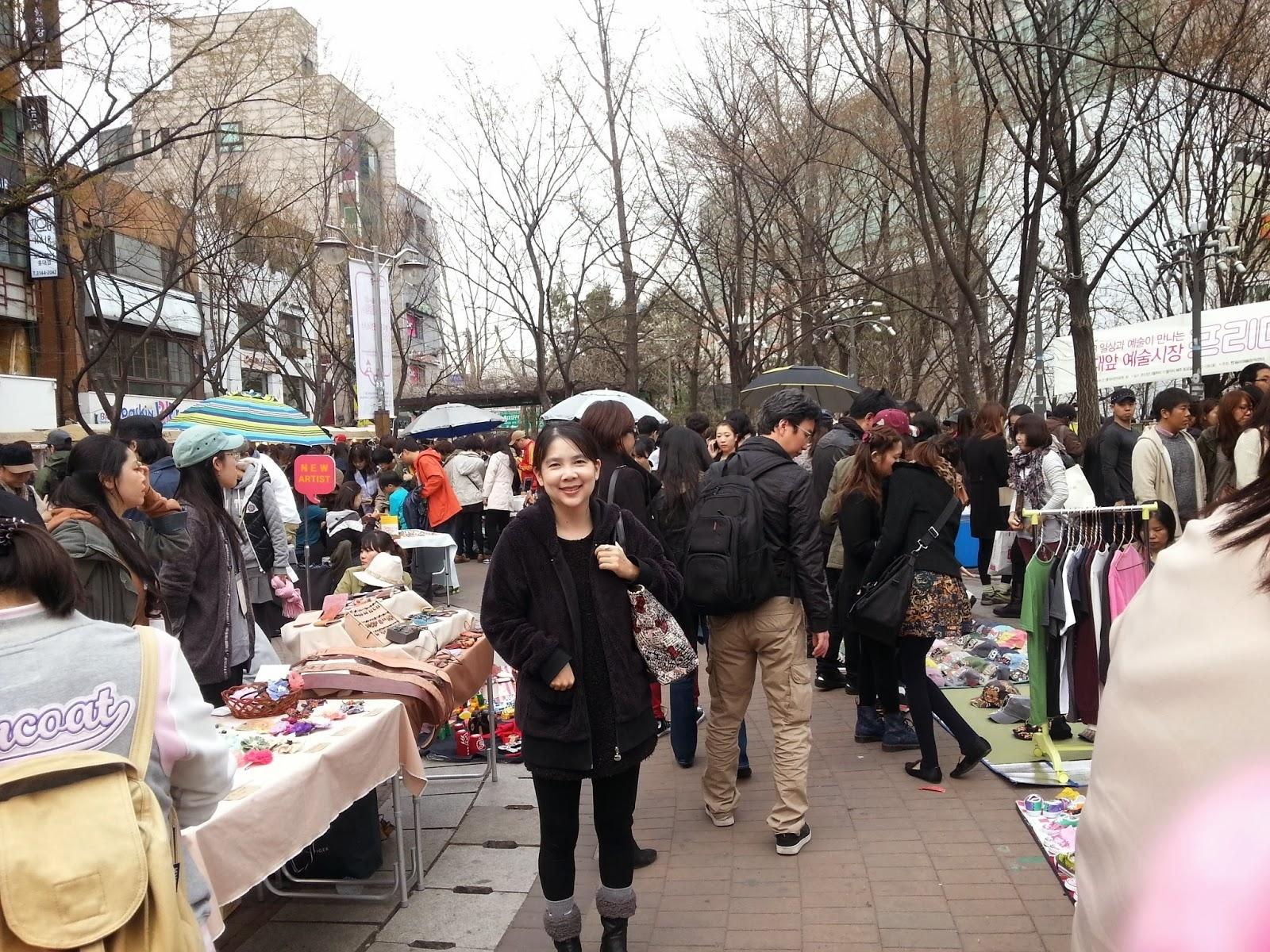 Ling's Travel Blog: Korea 2013 - Seoul Shopping inside Travel To Korea On February