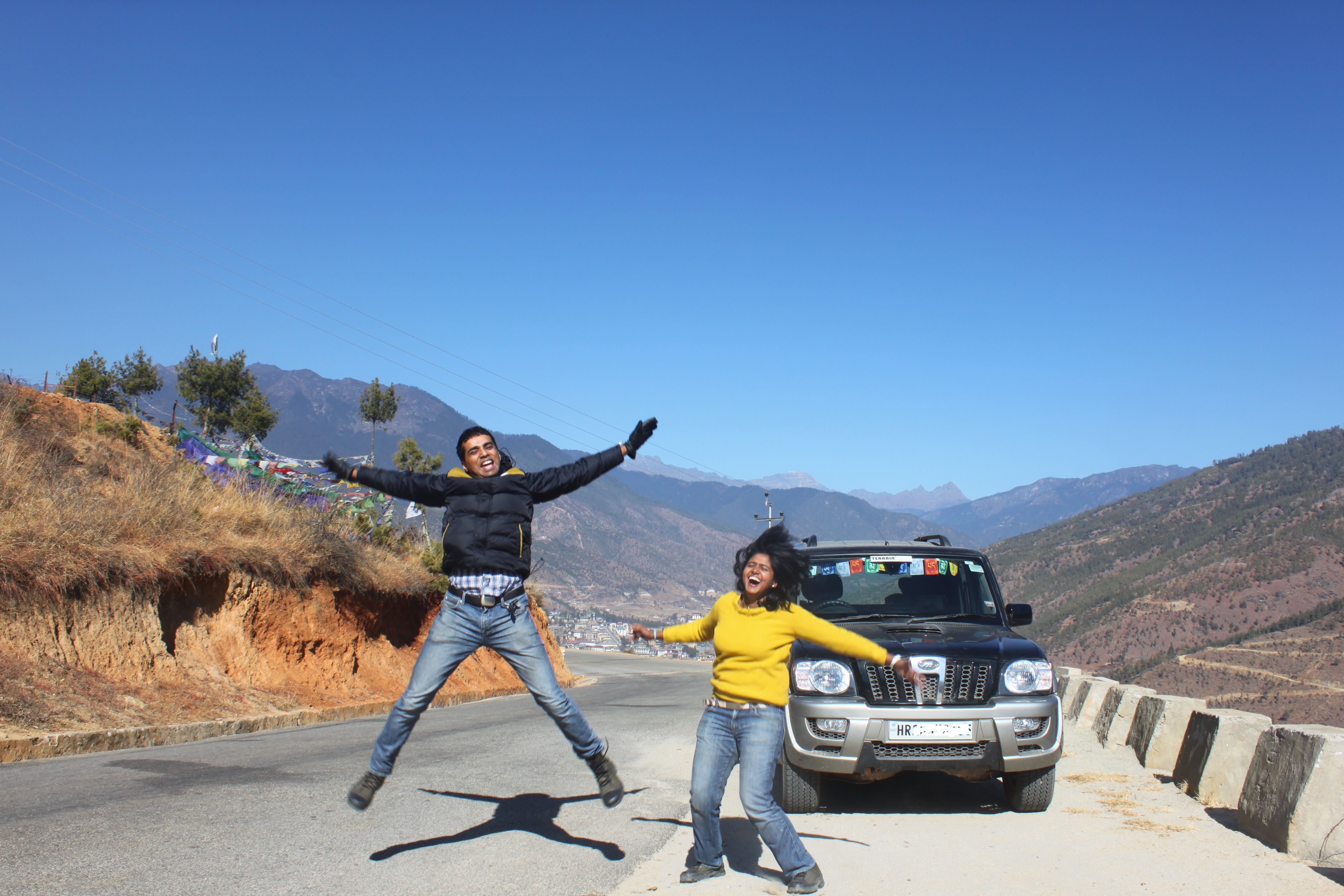 Road Trip To A 'happy Land' – Bhutan! | Togetherness - A Journey within Travel To Bhutan By Road