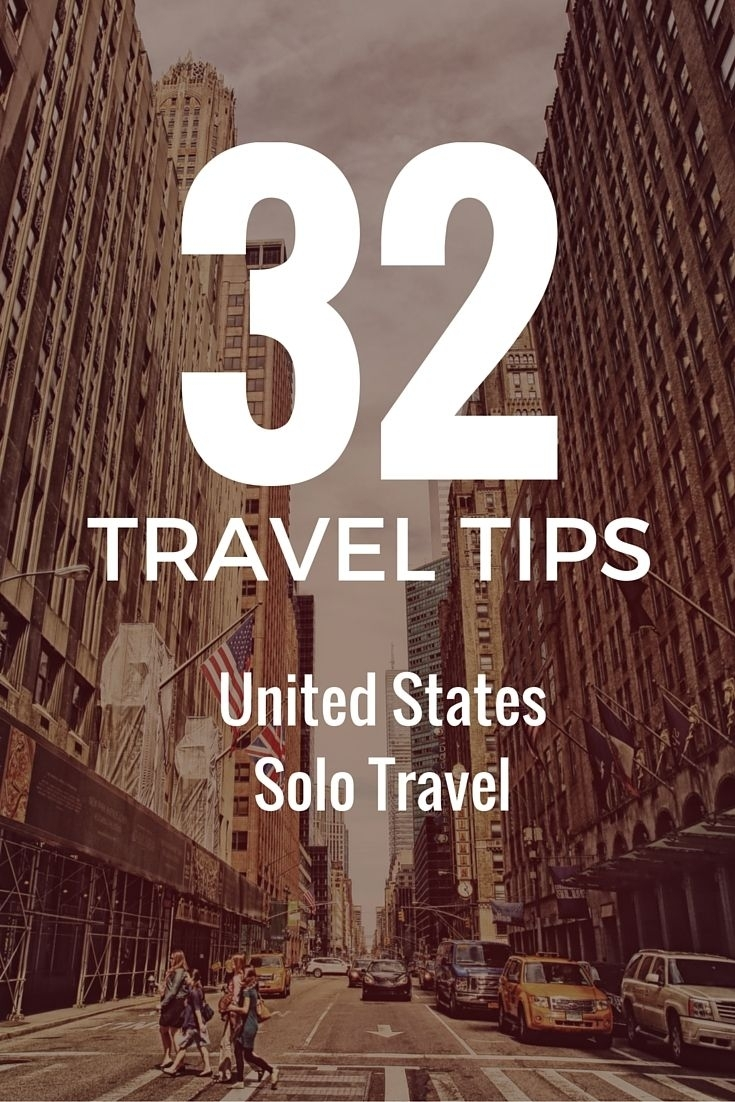 Solo Travel To America: What You Need To Know | Pinterest | Solo throughout Traveling To America Alone