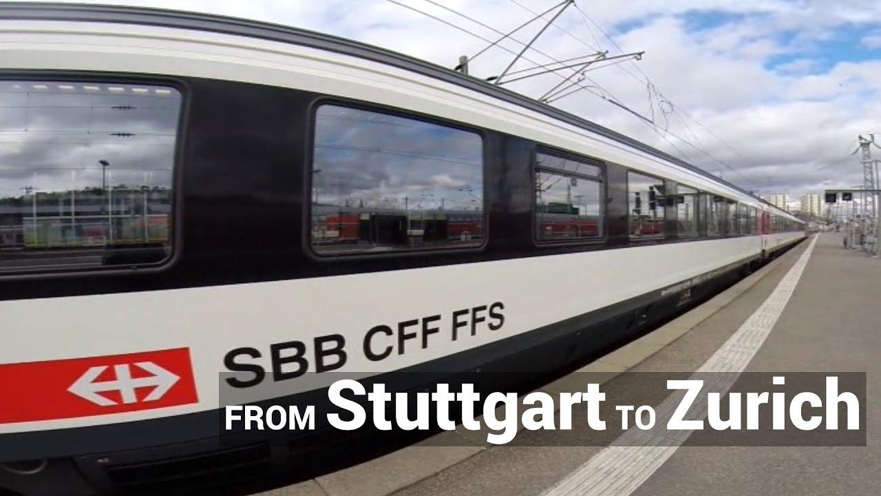 Stuttgart To Zurichtrain - Youtube intended for Travel From Amsterdam To Stuttgart