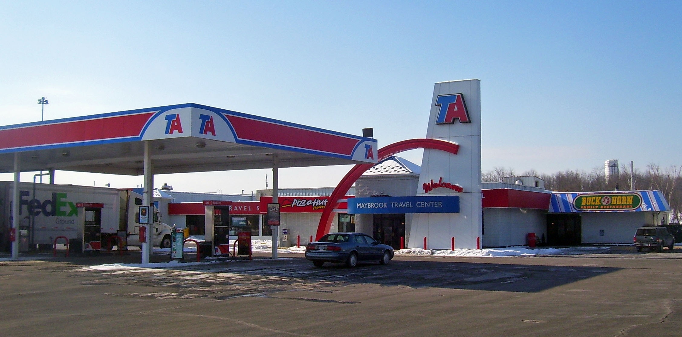 Travelcenters Of America - Wikiwand regarding Travel America Truck Stop Locations