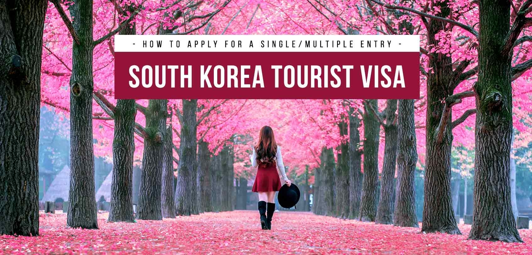 Updated) How To Apply For Single / Multiple Entry South Korea Visa for Travel Agency To Korea In The Philippines