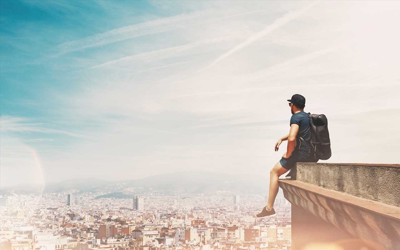 Why Traveling Solo Is A Good Idea! | Jetair Blog intended for Traveling To India By Yourself