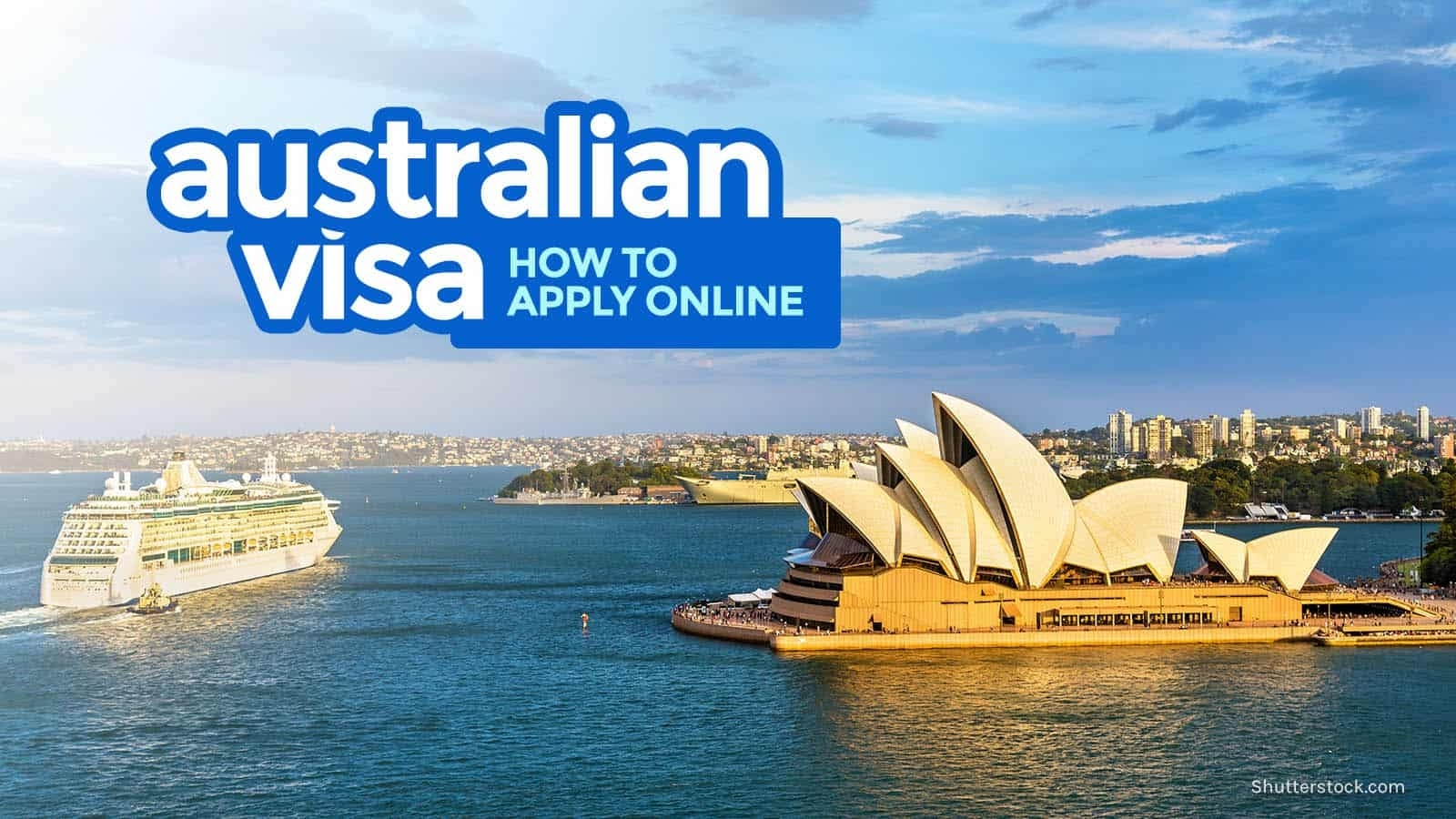 Australian Visa: Requirements & Online Application 2019 | The Poor regarding Tourist Visa Australia With Sponsor