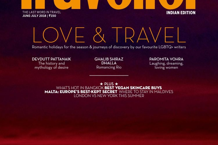 June July 2018 Issue | Condé Nast Traveller India with regard to Travel India June July