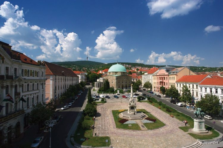 Transfer From Budapest Airport To Pécs | Budapest Airport with regard to Travel Budapest To Pecs