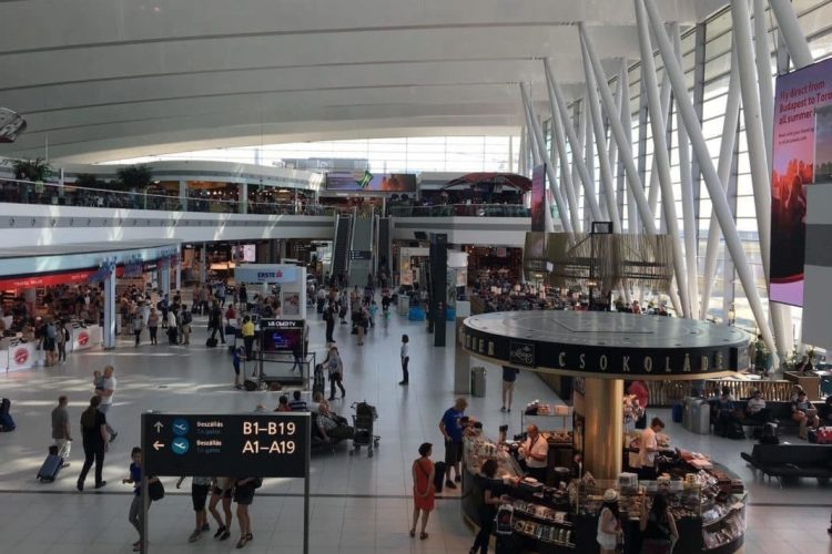 Useful Information On Budapest Airport - Budapest Travel Tips with regard to Travel To Budapest Airport