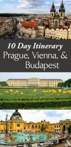 10 Day Central Europe Itinerary: Budapest, Vienna, & Prague inside Travel To Budapest From Prague