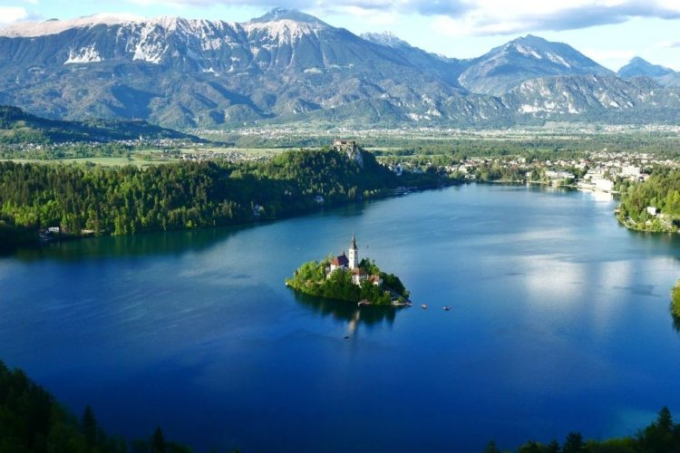 Fast, Direct Bus From Budapest To Lake Bled, Bohinj in Travel Budapest To Lake Bled