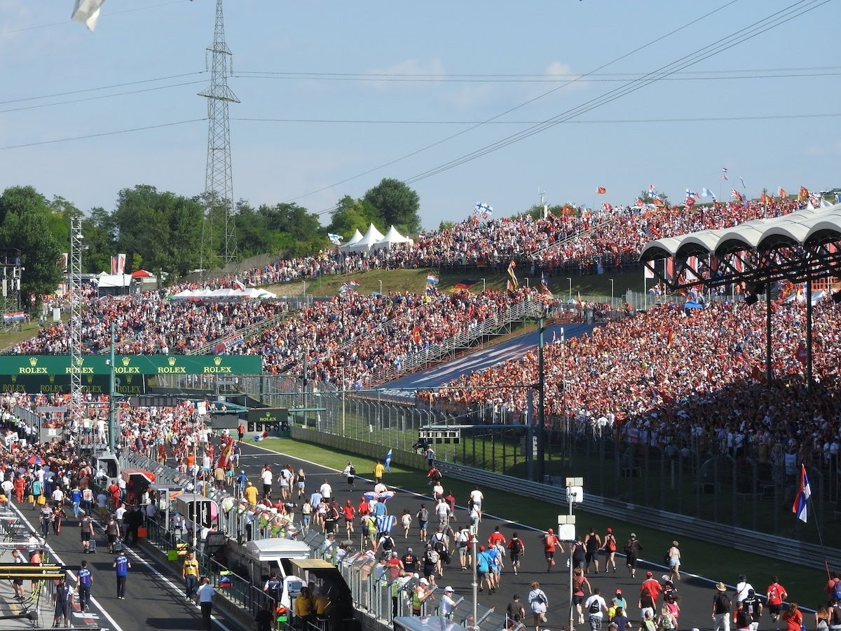 Getting There & Around - Hungarian Grand Prix within Travel To Hungaroring From Budapest
