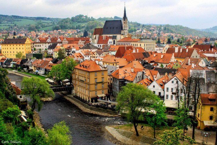 How To Plan A Day Trip To Cesky Krumlov, Czech Republic with Travel Budapest To Cesky Krumlov