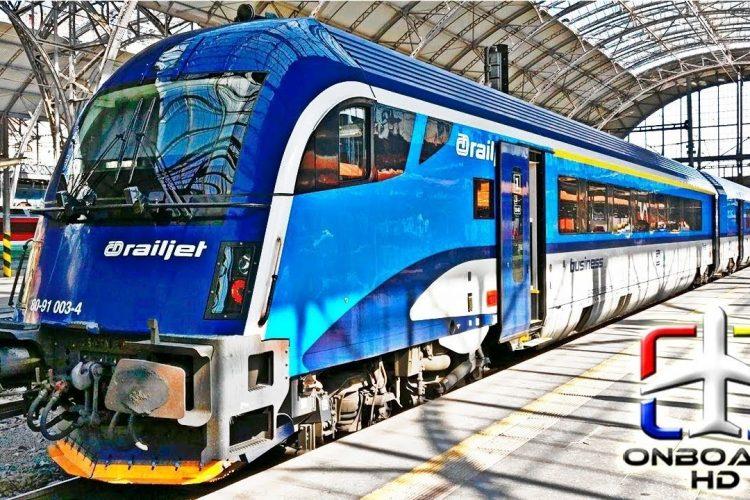 Train Trip Report | Bratislava - Budapest | Impressive Service! | České  Dráhy Eurocity Train for Train Travel Budapest To Copenhagen