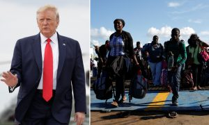 Trump Defends Visa Rules After Hundreds Trying To Flee intended for Travel To Bahamas On F1 Visa