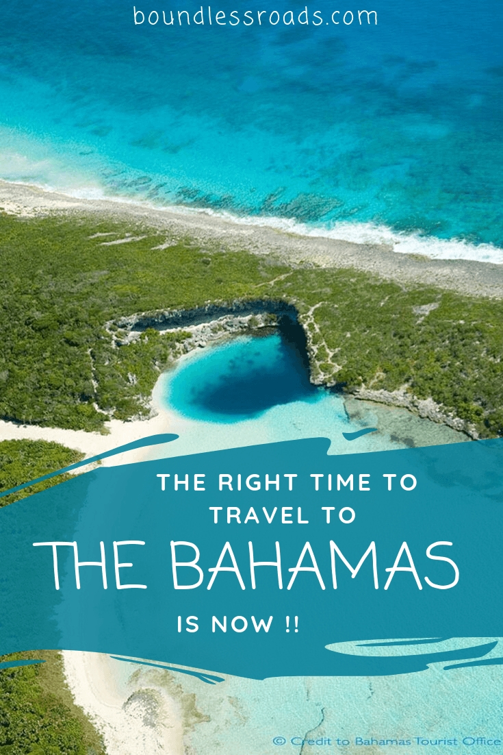 Why You Should Visit The Bahamas Right Now I Boundless Roads pertaining to Traveling To The Bahamas Right Now